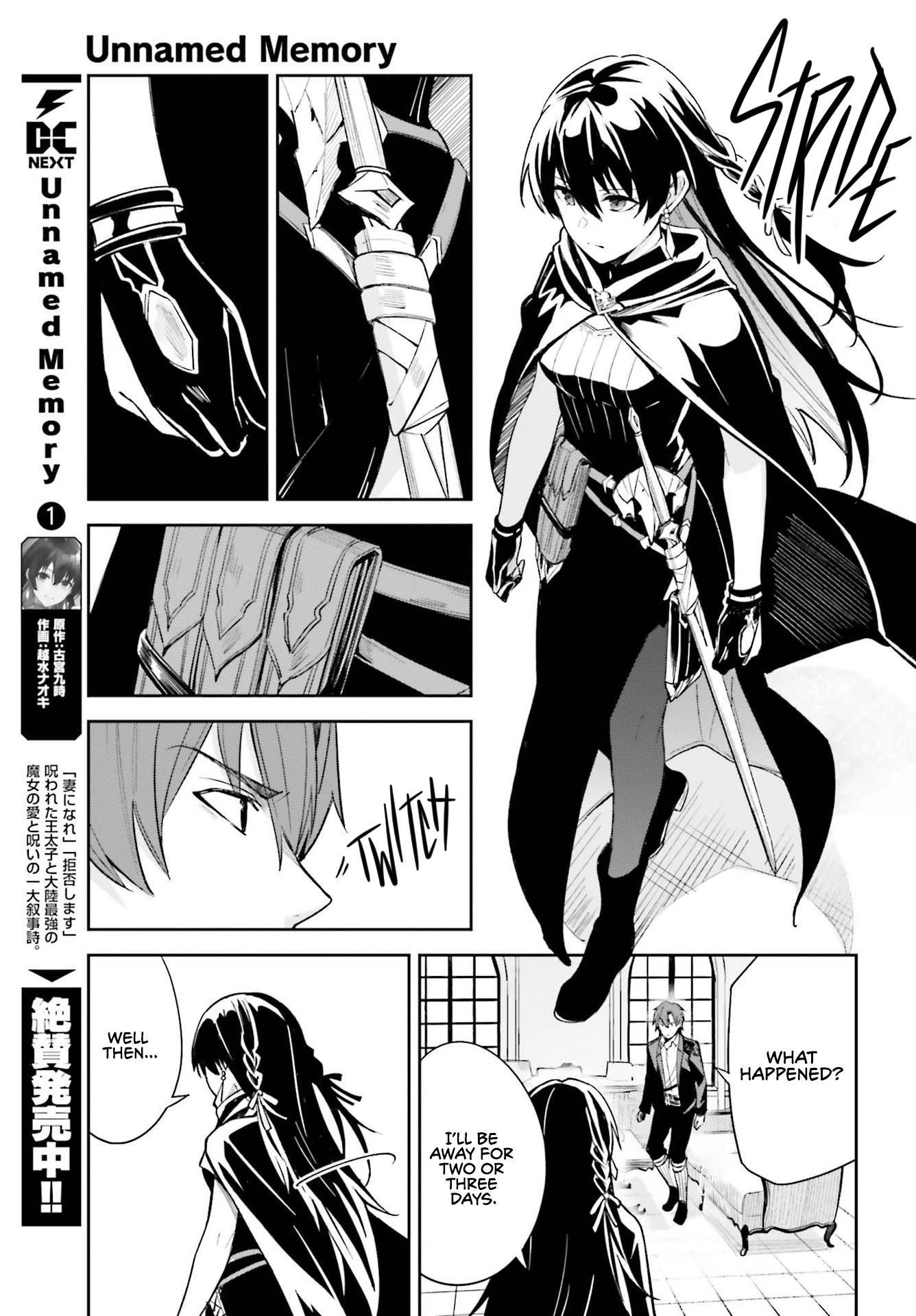 Unnamed Memory Chapter 9 page 11 - Mangakakalots.com