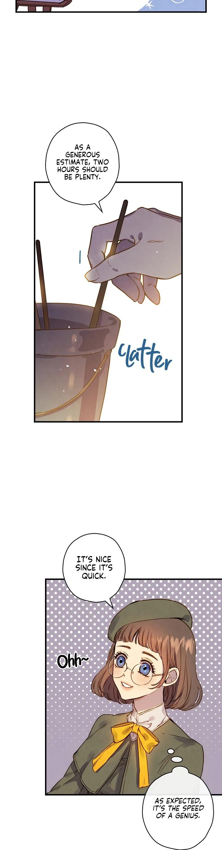 Shadow Queen Chapter 35 page 8 - Mangakakalots.com
