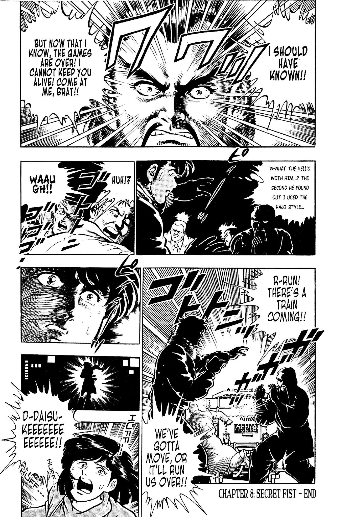 Karate Apocalypse Chapter 8: Secret Fist page 28 - Mangakakalots.com