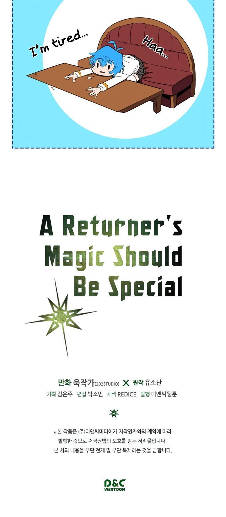 A Returner's Magic Should Be Special Chapter 47 page 44 - Mangakakalots.com