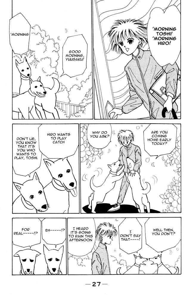 Shi To Kanojo To Boku Vol.1 Chapter 2 : Lonely Ears page 5 - Mangakakalots.com