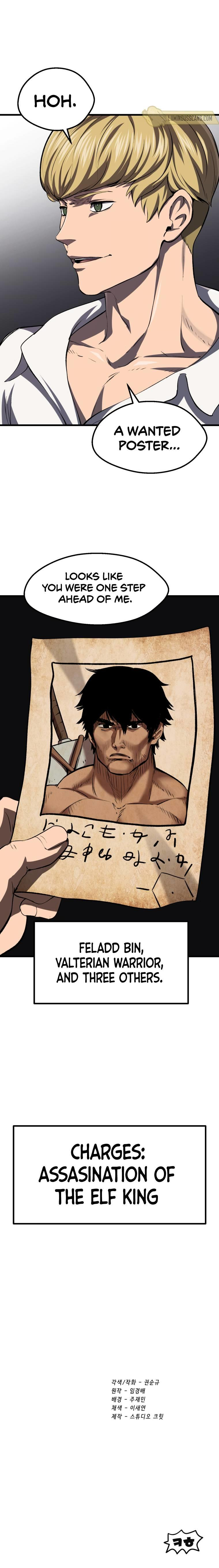 Survival Story Of A Sword King In A Fantasy World Chapter 104 page 19 - Mangakakalots.com