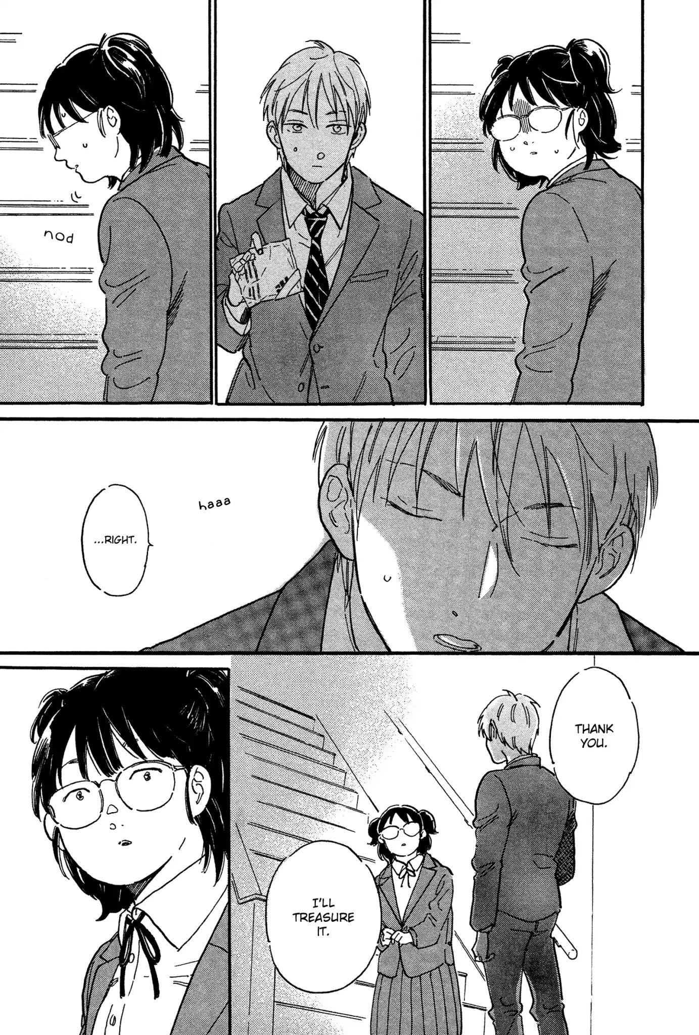 Stay Gold (Hideyoshico) Vol.2 Chapter 17 page 10 - Mangakakalots.com