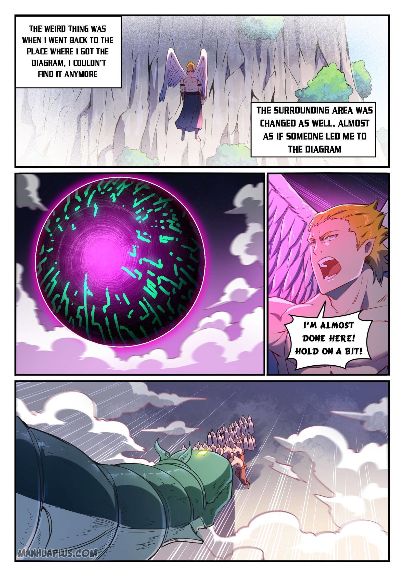 Apotheosis Chapter 757 page 9 - Mangakakalots.com
