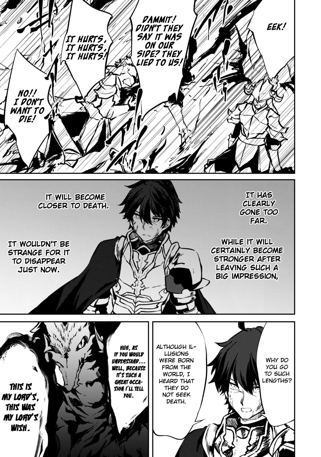 Moto Saikyou No Kenshi Wa, Isekai Mahou Ni Akogareru Chapter 23 page 13 - Mangakakalots.com
