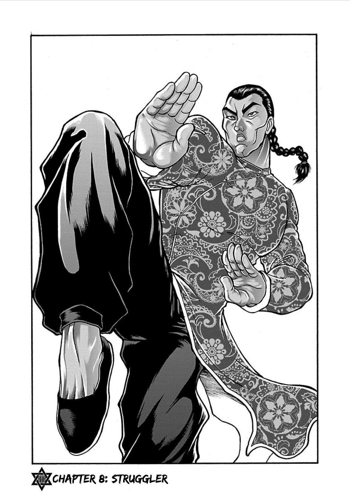 Baki Gaiden - Retsu Kaioh Isekai Tensei Shitemo Ikkō Kamawan! Vol.1 Chapter 8: Struggler page 1 - Mangakakalots.com