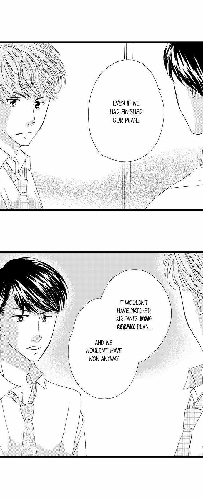 Amaku Nureru Uso Kekkon Toiu Na No Fukushu Chapter 64 page 9 - Mangakakalots.com