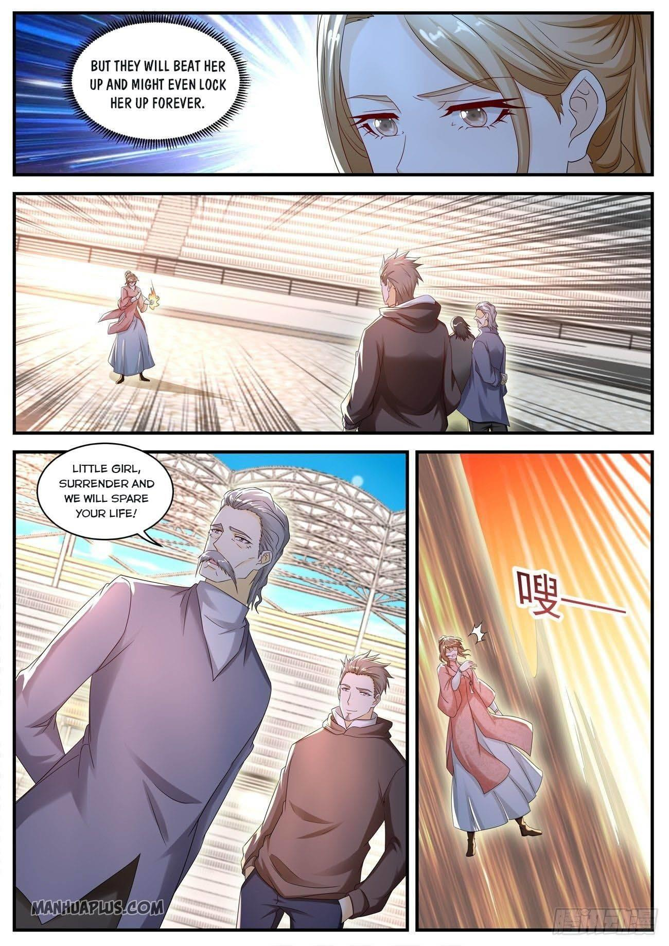 Rebirth Of The Urban Immortal Cultivator Chapter 570 page 3 - Mangakakalots.com
