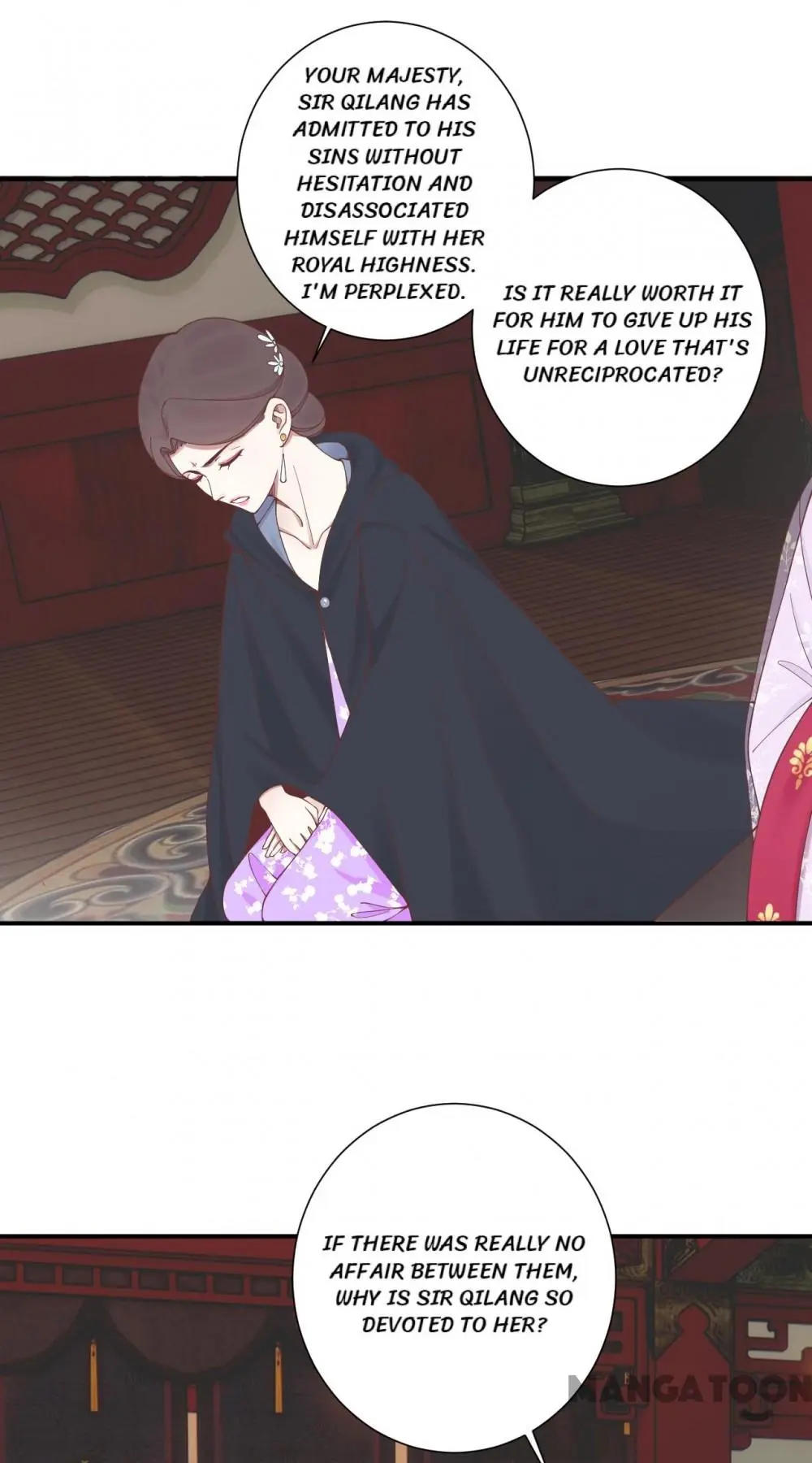 The Queen Is Busy Chapter 167 page 11 - Mangakakalots.com