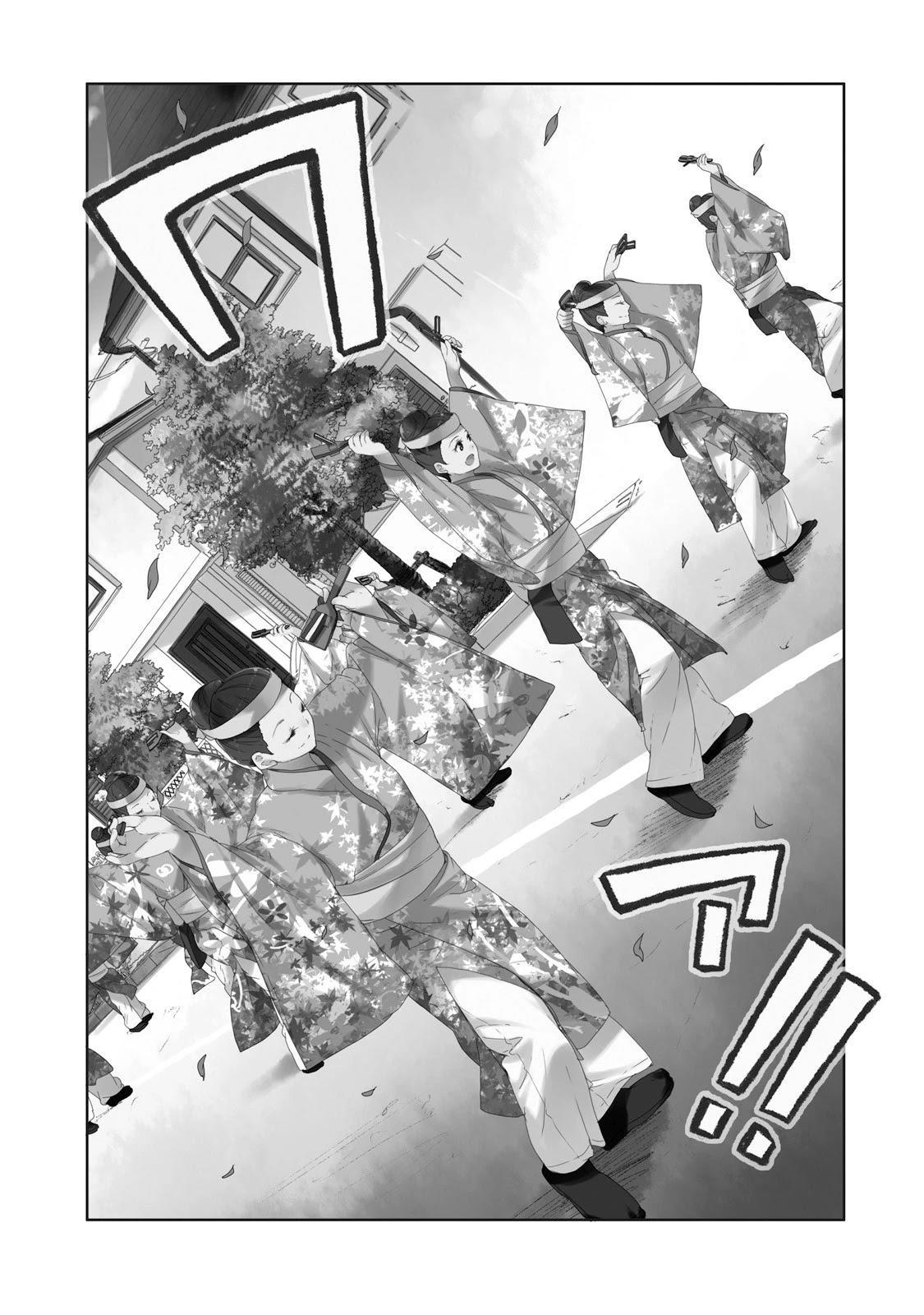 Hana Yamata Chapter 15 page 4 - Mangakakalots.com