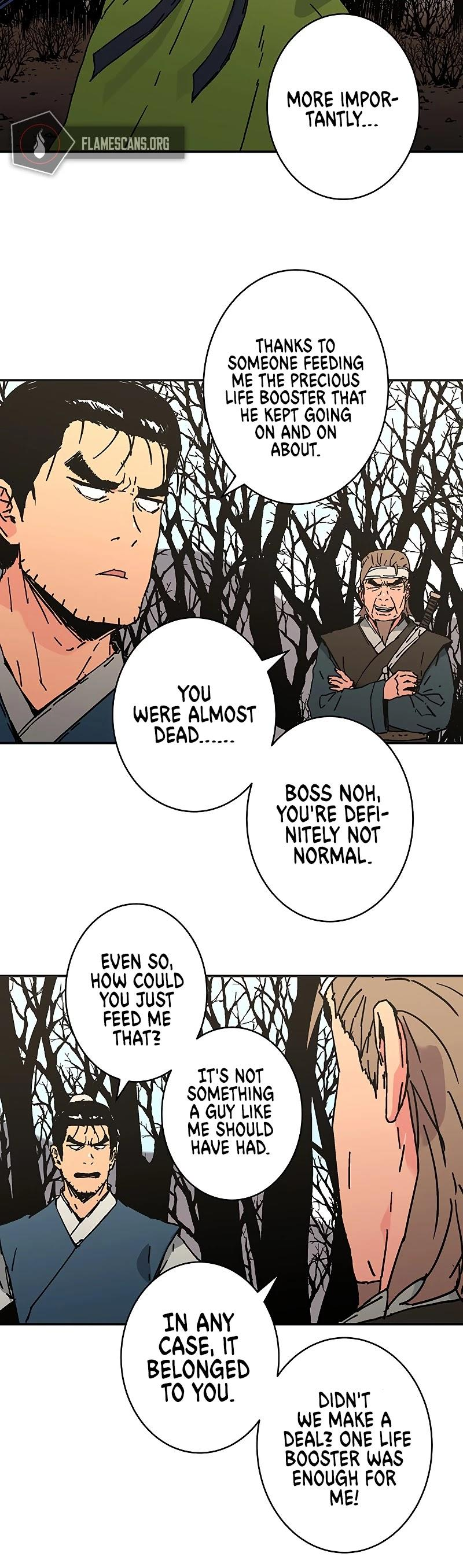 Peerless Dad Chapter 170 page 10 - Mangakakalots.com