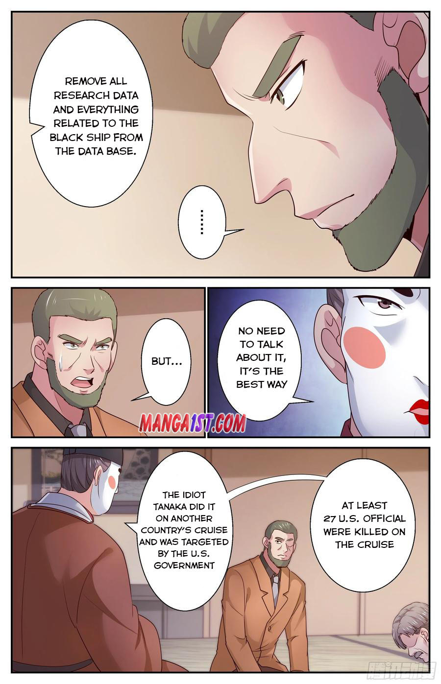 I Have A Mansion In The Post-Apocalyptic World Chapter 380 page 5 - Mangakakalots.com