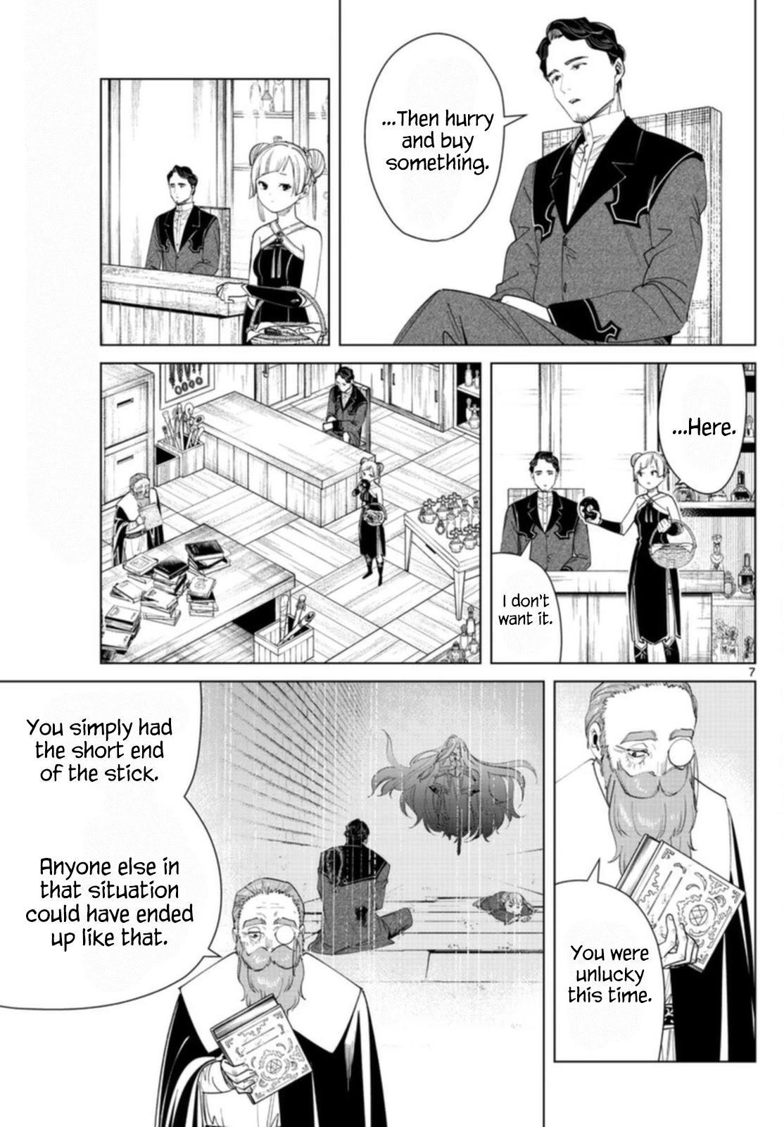 Sousou No Frieren Chapter 56 page 7 - Mangakakalots.com