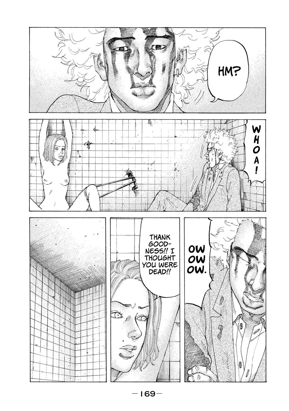 Shinjuku Swan Chapter 212: Fetish page 4 - Mangakakalots.com