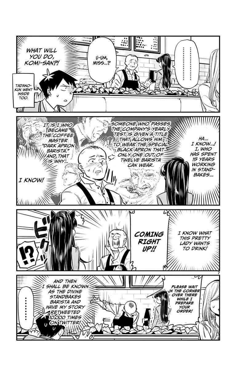 Komi-San Wa Komyushou Desu Vol.1 Chapter 13: My First Errand page 7 - Mangakakalot