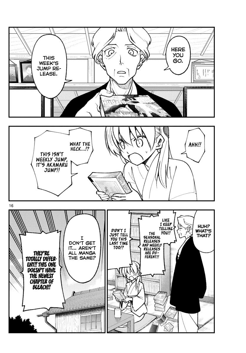 Tonikaku Cawaii Chapter 155: The End Of A Dream page 16 - Mangakakalots.com