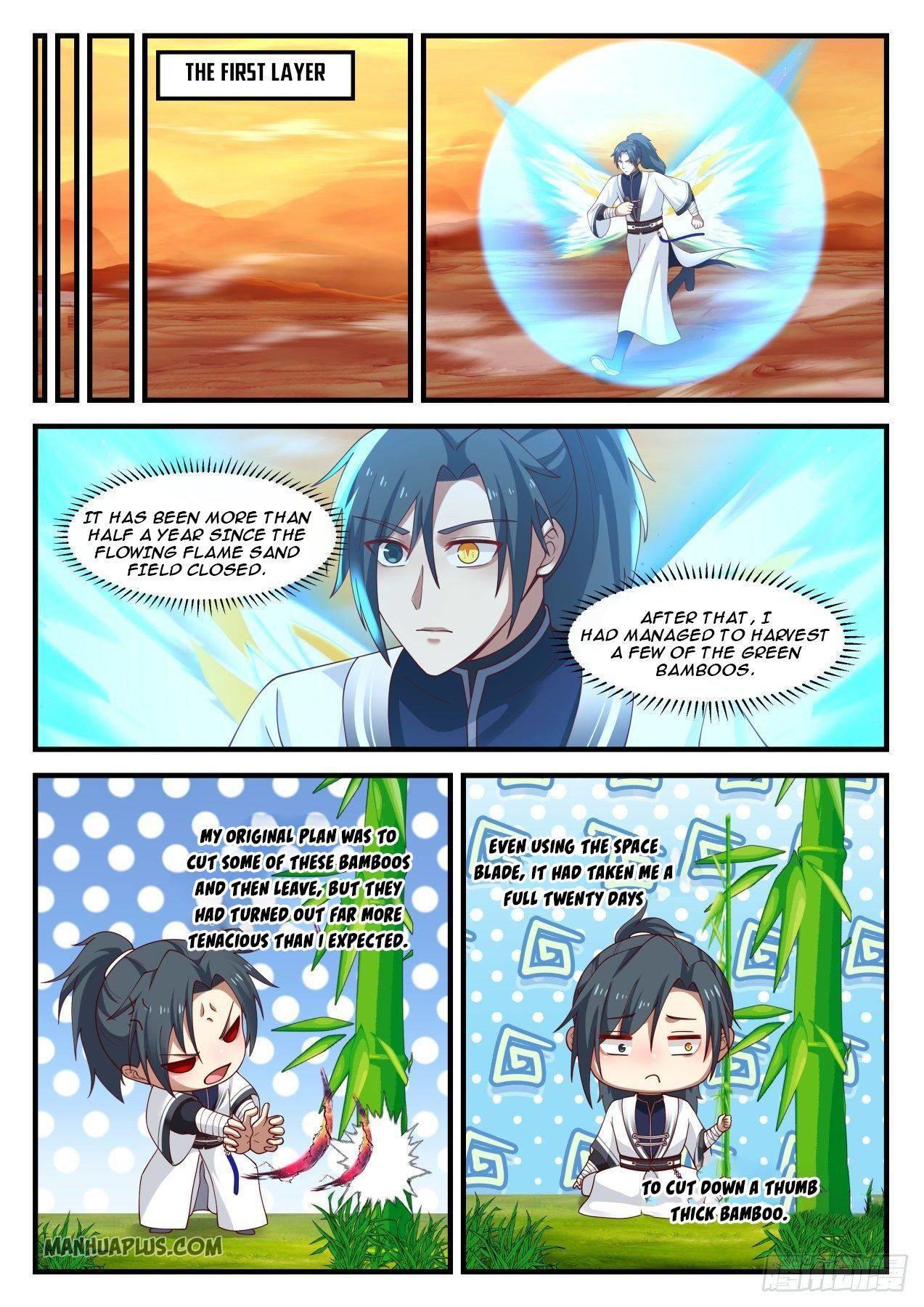 Martial Peak Chapter 1151 page 9 - Mangakakalots.com