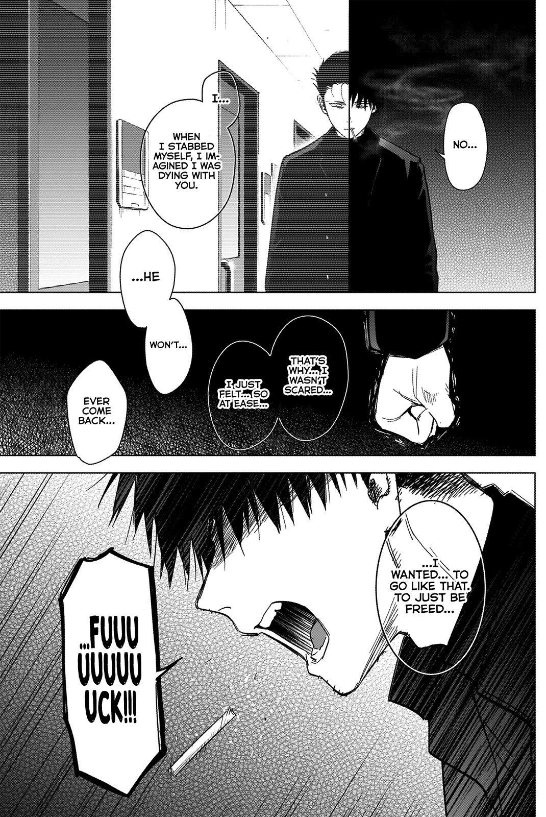 Boy's Abyss Chapter 65: Moonlight page 12 - Mangakakalots.com