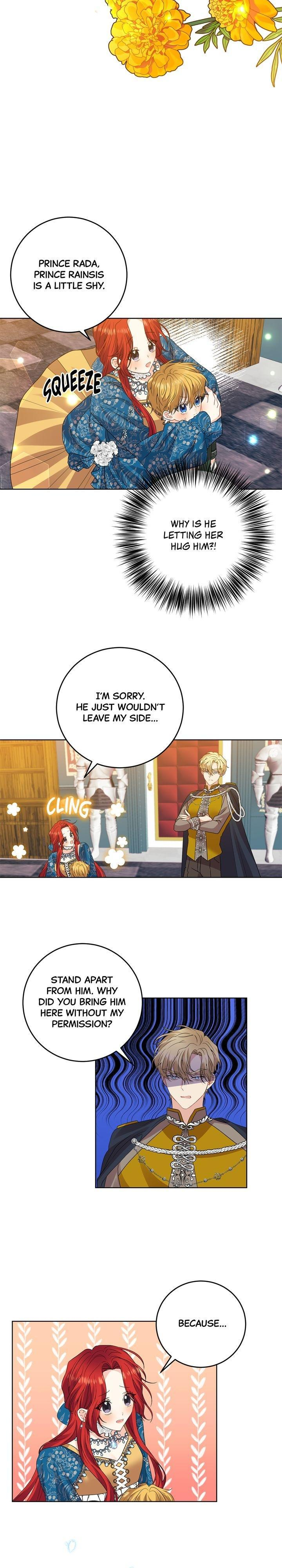 I'Ll Become The Tyrant'S Tutor Chapter 33 page 16 - Mangakakalots.com