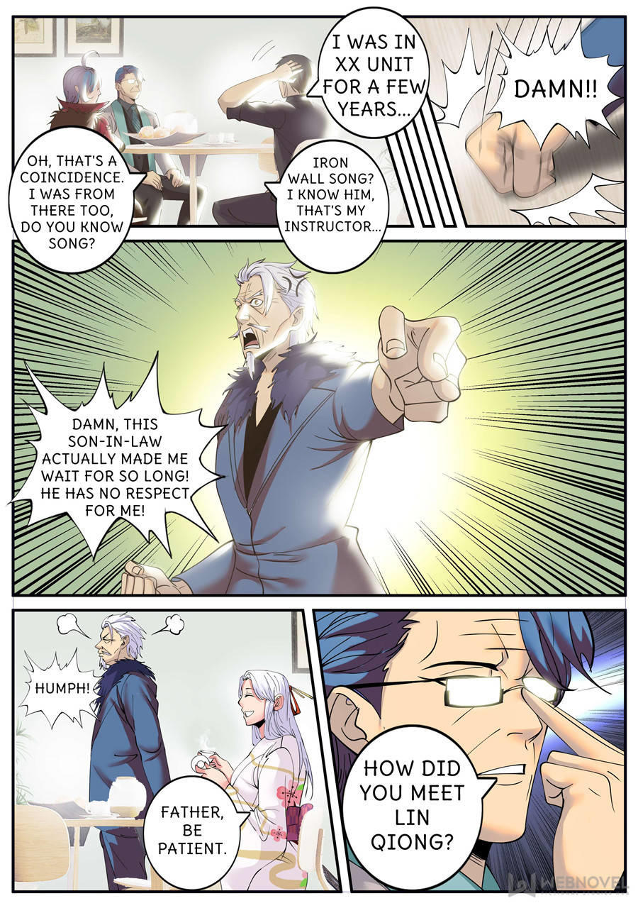 The Superb Captain In The City Chapter 205 page 9 - Mangakakalots.com