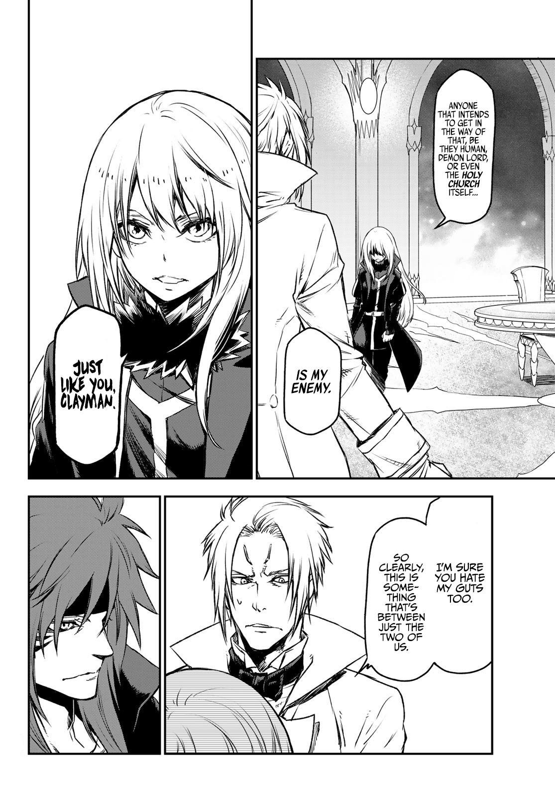 Tensei Shitara Slime Datta Ken Chapter 81: The Wight King page 24 - Mangakakalots.com