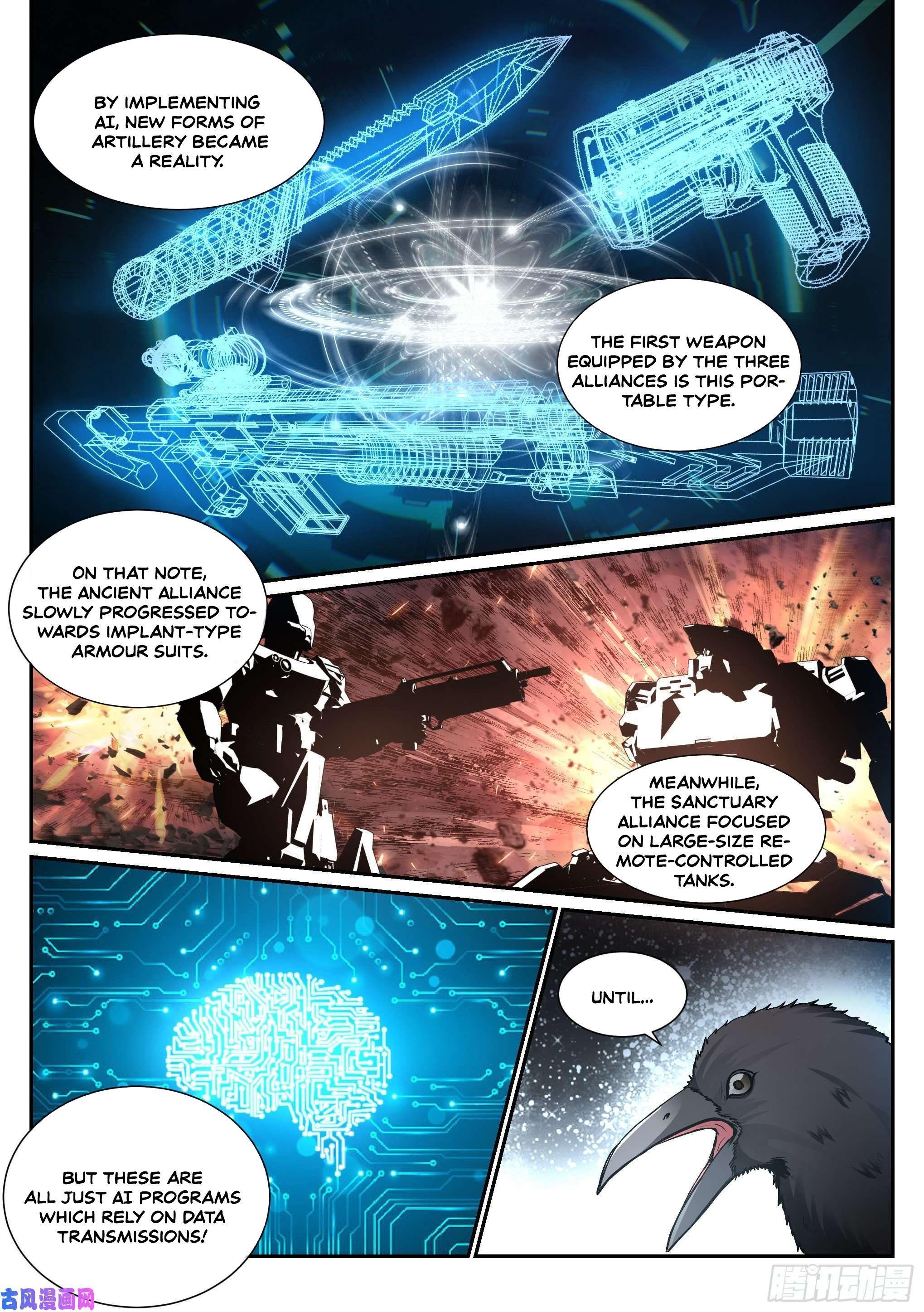 Eclipse Walker Chapter 12 page 7 - Mangakakalots.com