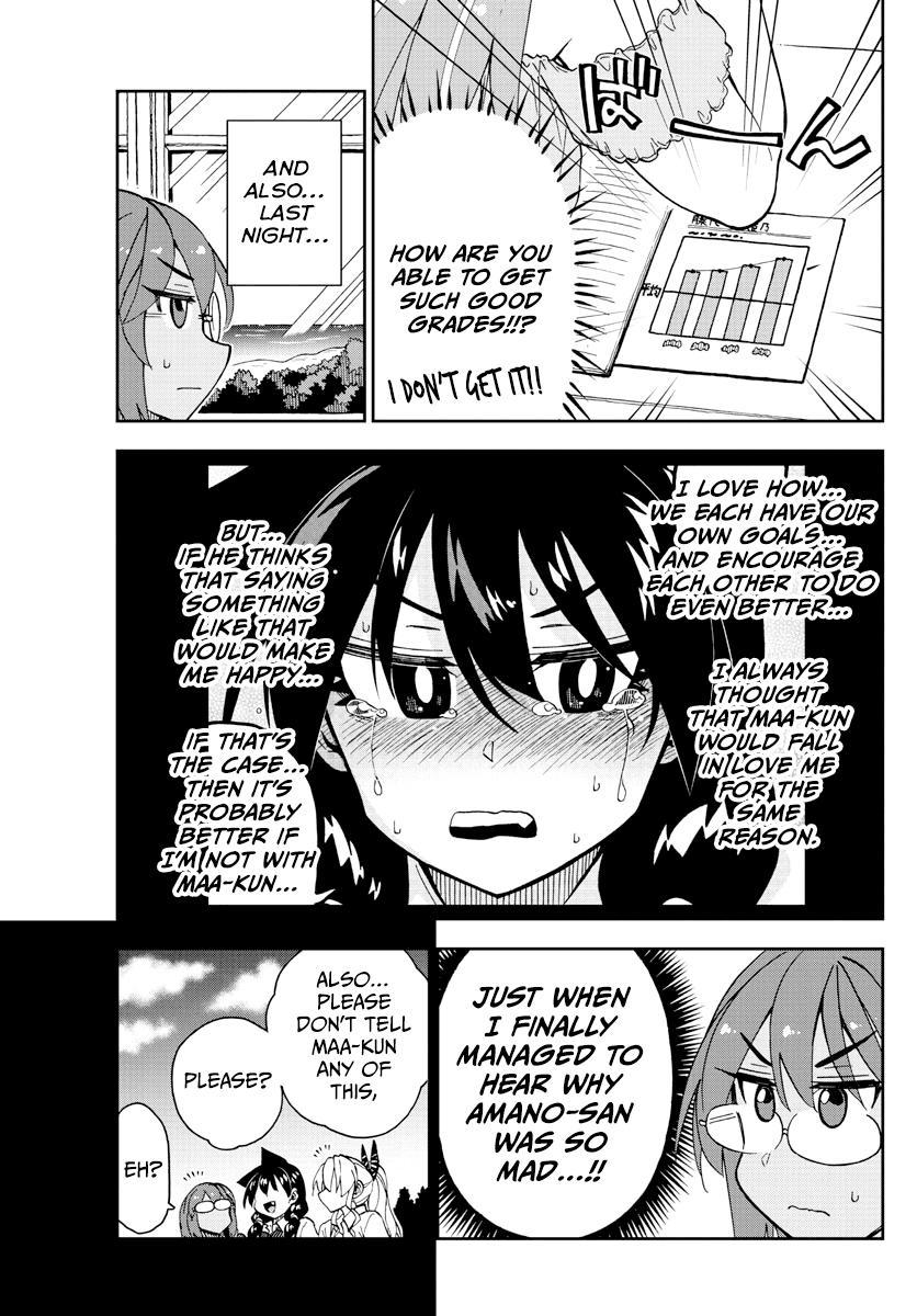Amano Megumi Wa Suki Darake! Chapter 270 page 9 - Mangakakalots.com