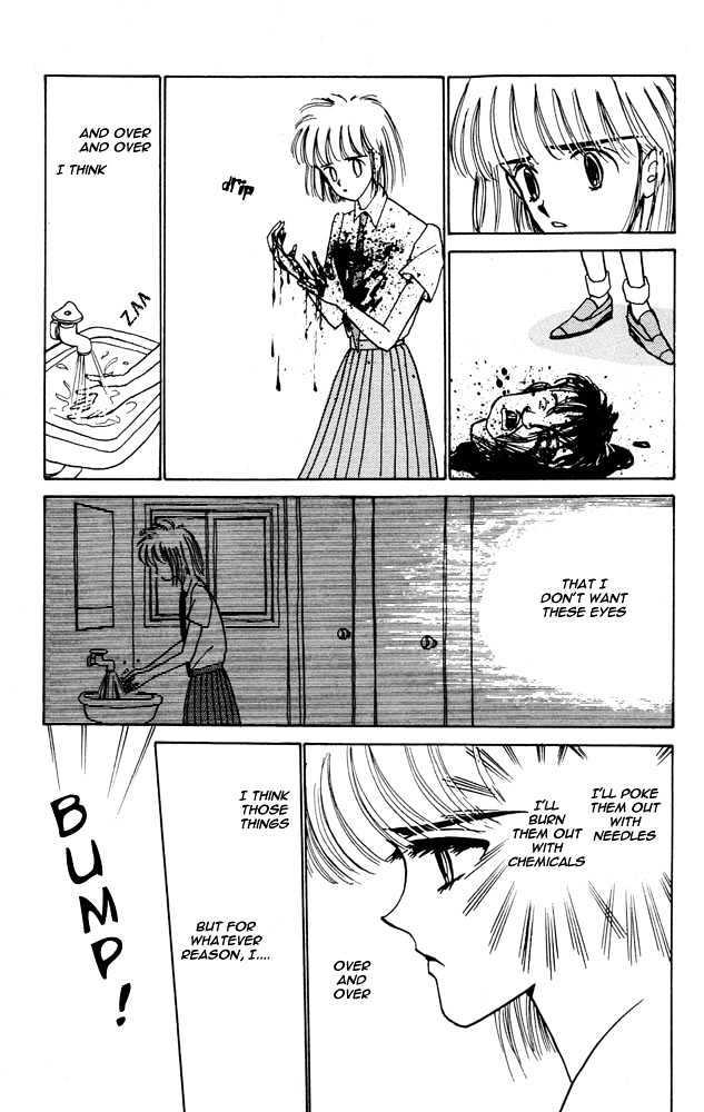 Shi To Kanojo To Boku Vol.1 Chapter 1 : The Girl Who Could See The Dead page 17 - Mangakakalots.com