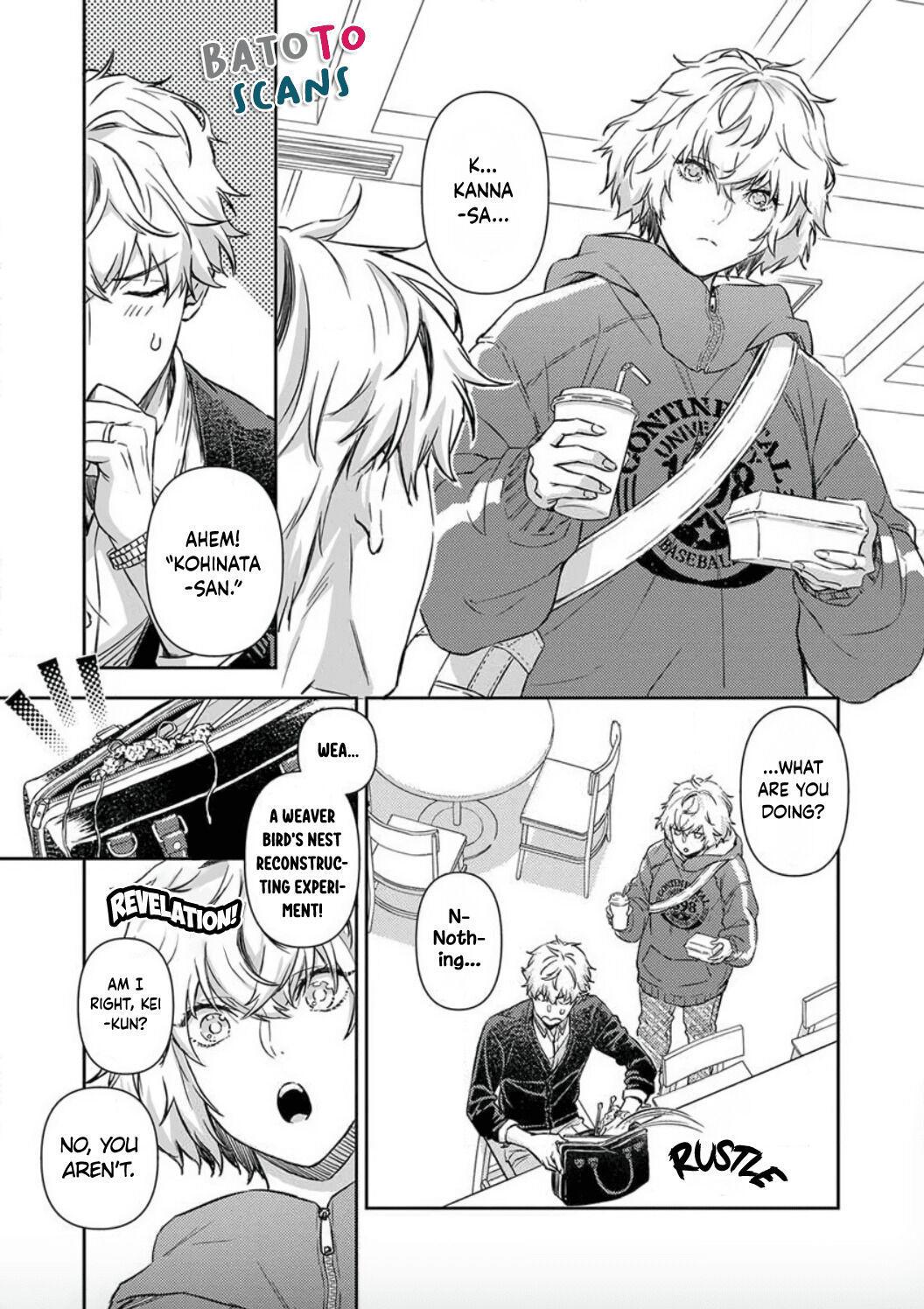 Shojo Kon ~Kohinata Fuufu Wa Shite Mitai~ Chapter 7 page 23 - Mangakakalots.com