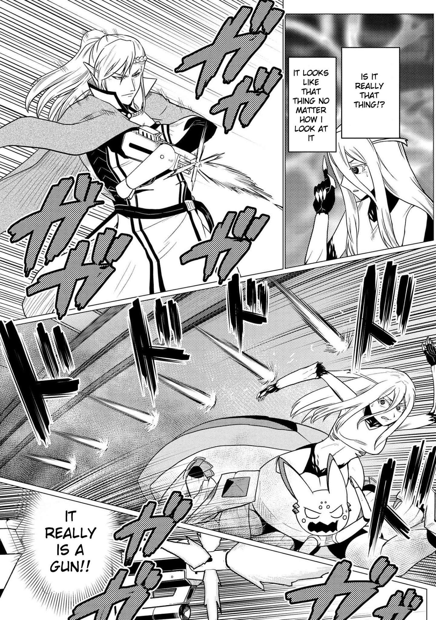 Kumo Desu Ga, Nani Ka? Chapter 53.1 page 3 - Mangakakalot