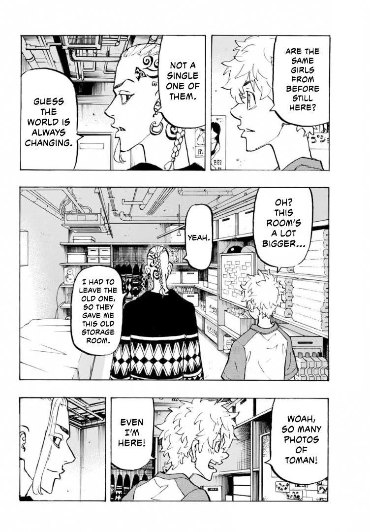 Tokyo Manji Revengers Chapter 217: Have Never Seen Anything Like It page 10 - Mangakakalots.com