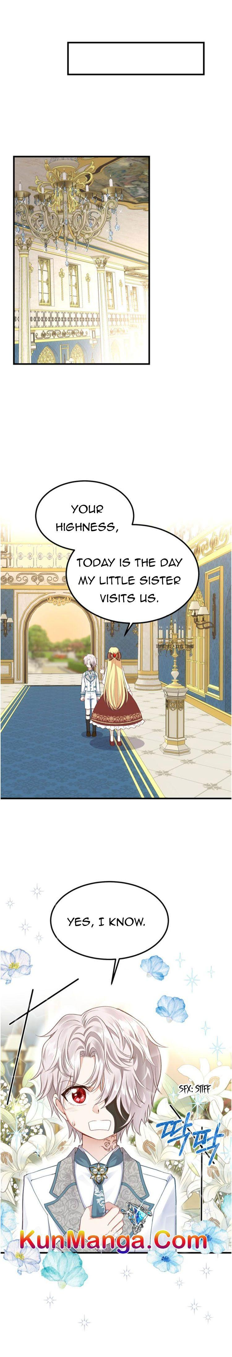 I Became The Wife Of The Monstrous Crown Prince Chapter 25.5 page 1 - Mangakakalots.com