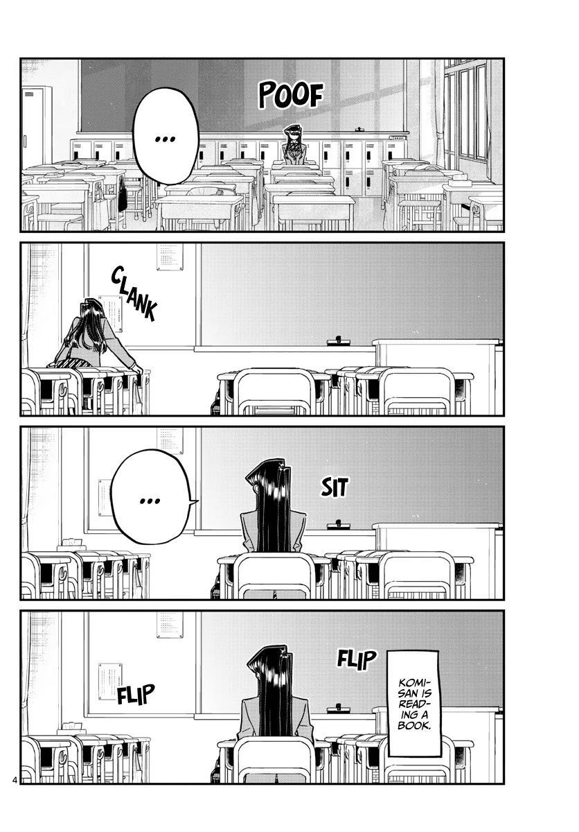 Komi-San Wa Komyushou Desu Chapter 314: Let's Meet Up Again page 4 - Mangakakalot