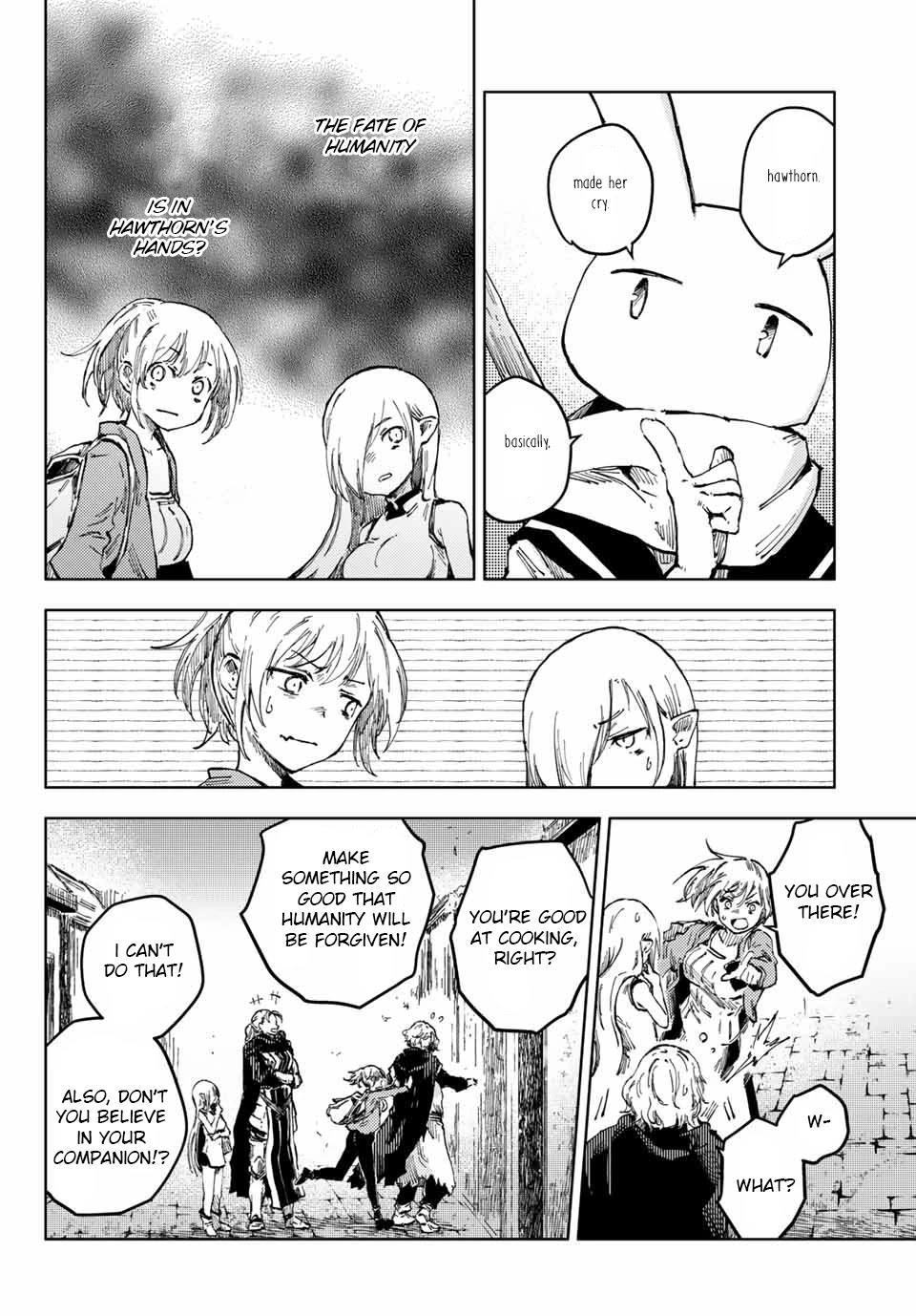 Peach Boy Riverside Chapter 43.2: Hawthorn And Oni God page 4 - Mangakakalots.com