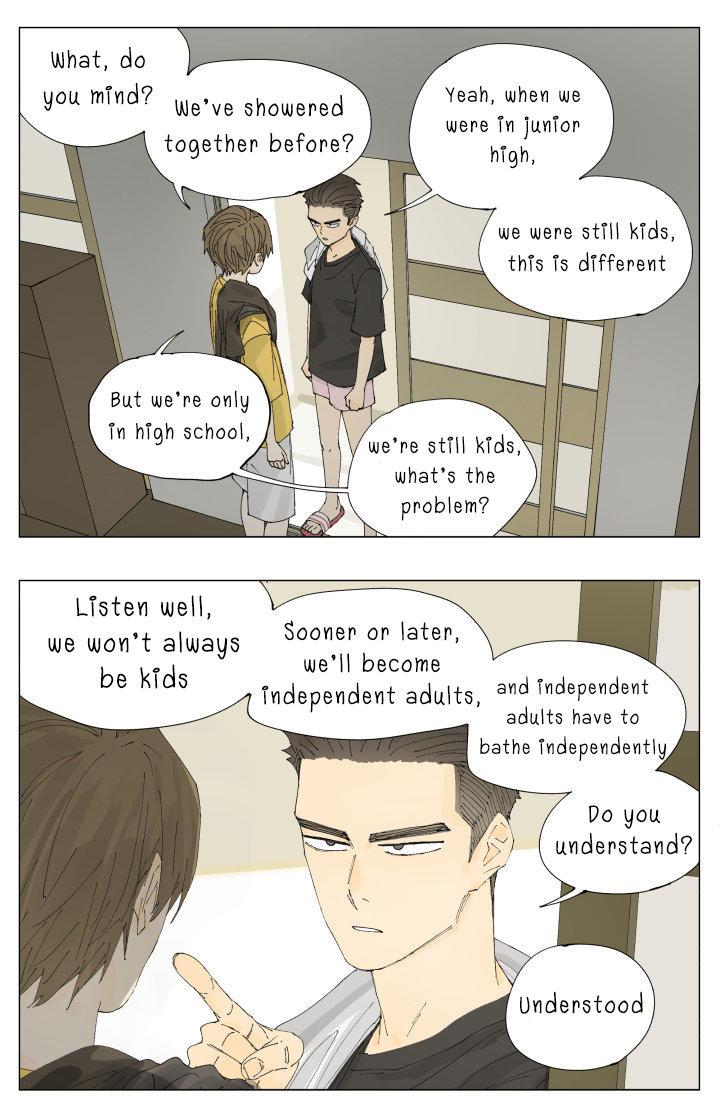 Nan Hao & Shang Feng Chapter 72: Taking A Shower page 3 - Mangakakalots.com