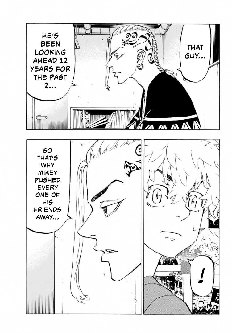 Tokyo Manji Revengers Chapter 217: Have Never Seen Anything Like It page 15 - Mangakakalots.com