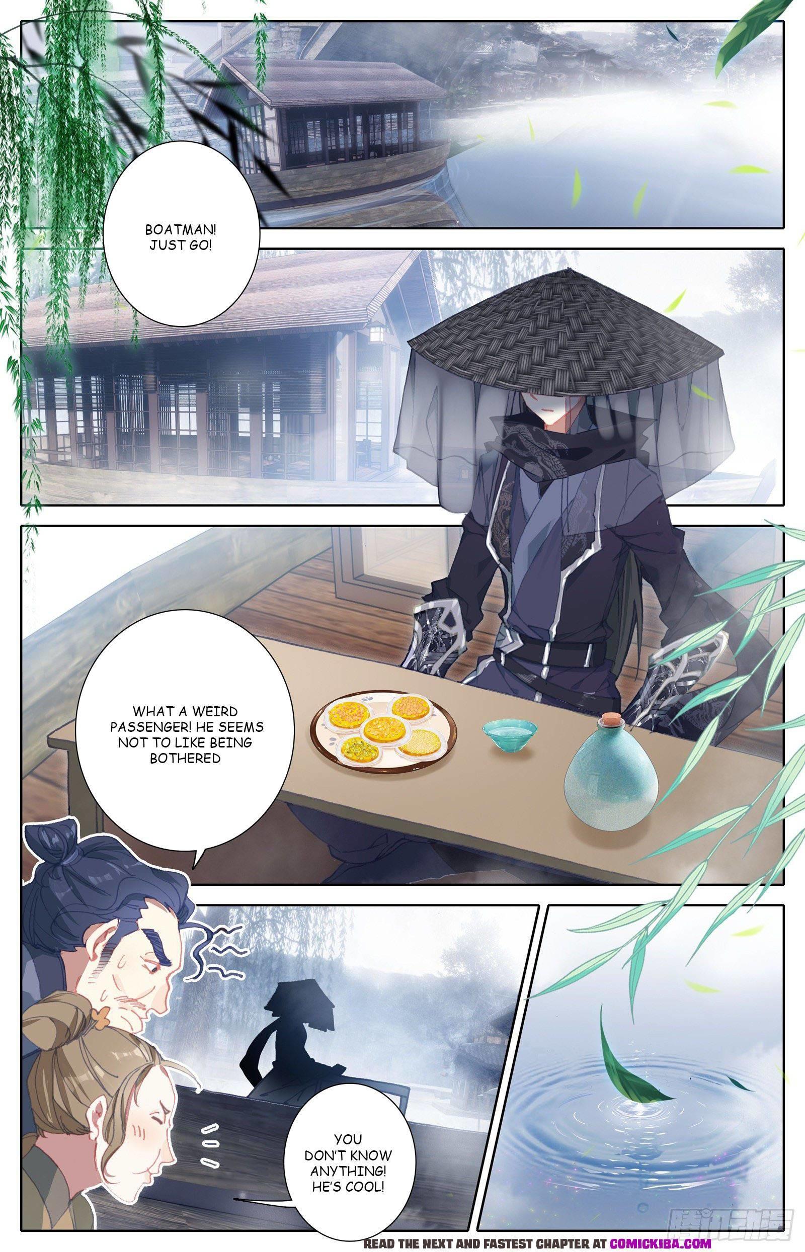 Azure Legacy Chapter 101 page 17 - Mangakakalots.com