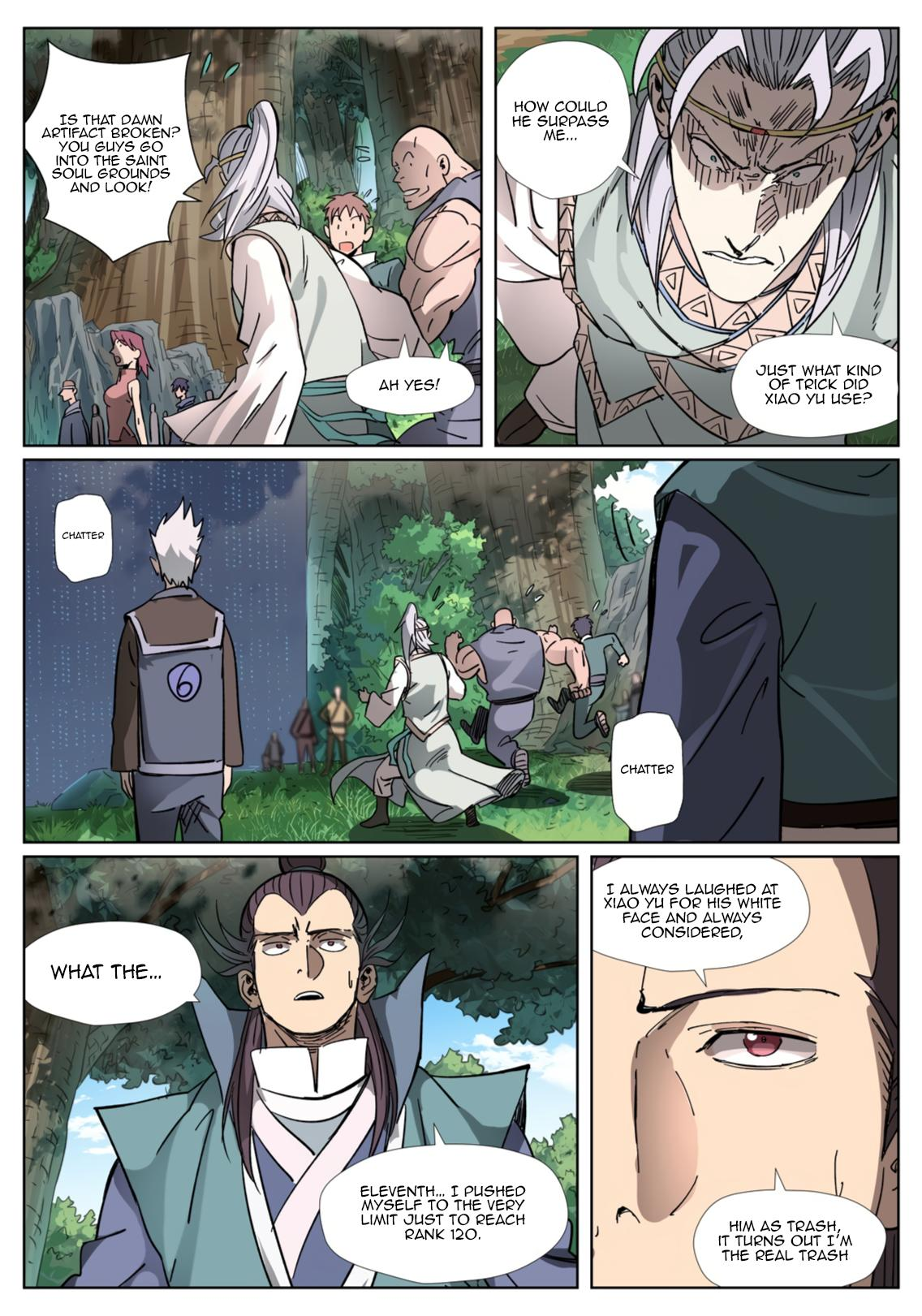 Tales Of Demons And Gods Chapter 312.5 page 3 - Mangakakalots.com