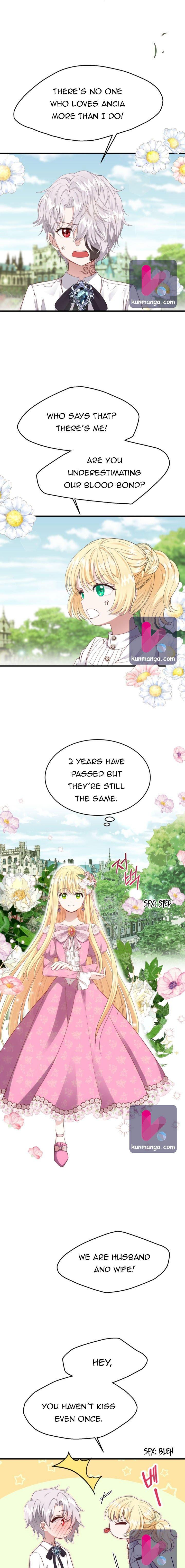 I Became The Wife Of The Monstrous Crown Prince Chapter 26.5 page 1 - Mangakakalots.com