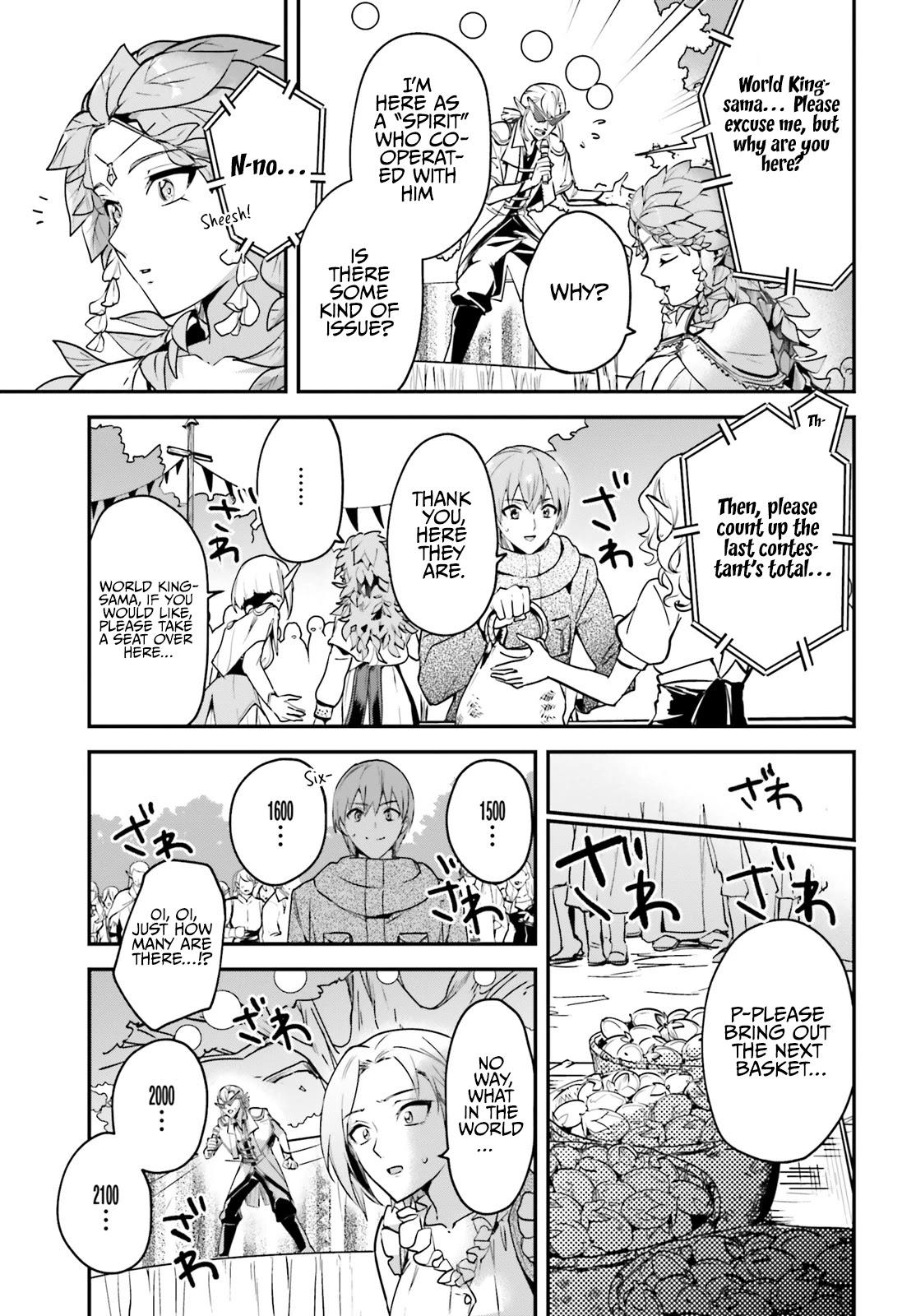 I Was Caught Up In A Hero Summoning, But That World Is At Peace Chapter 26 page 11 - Mangakakalots.com