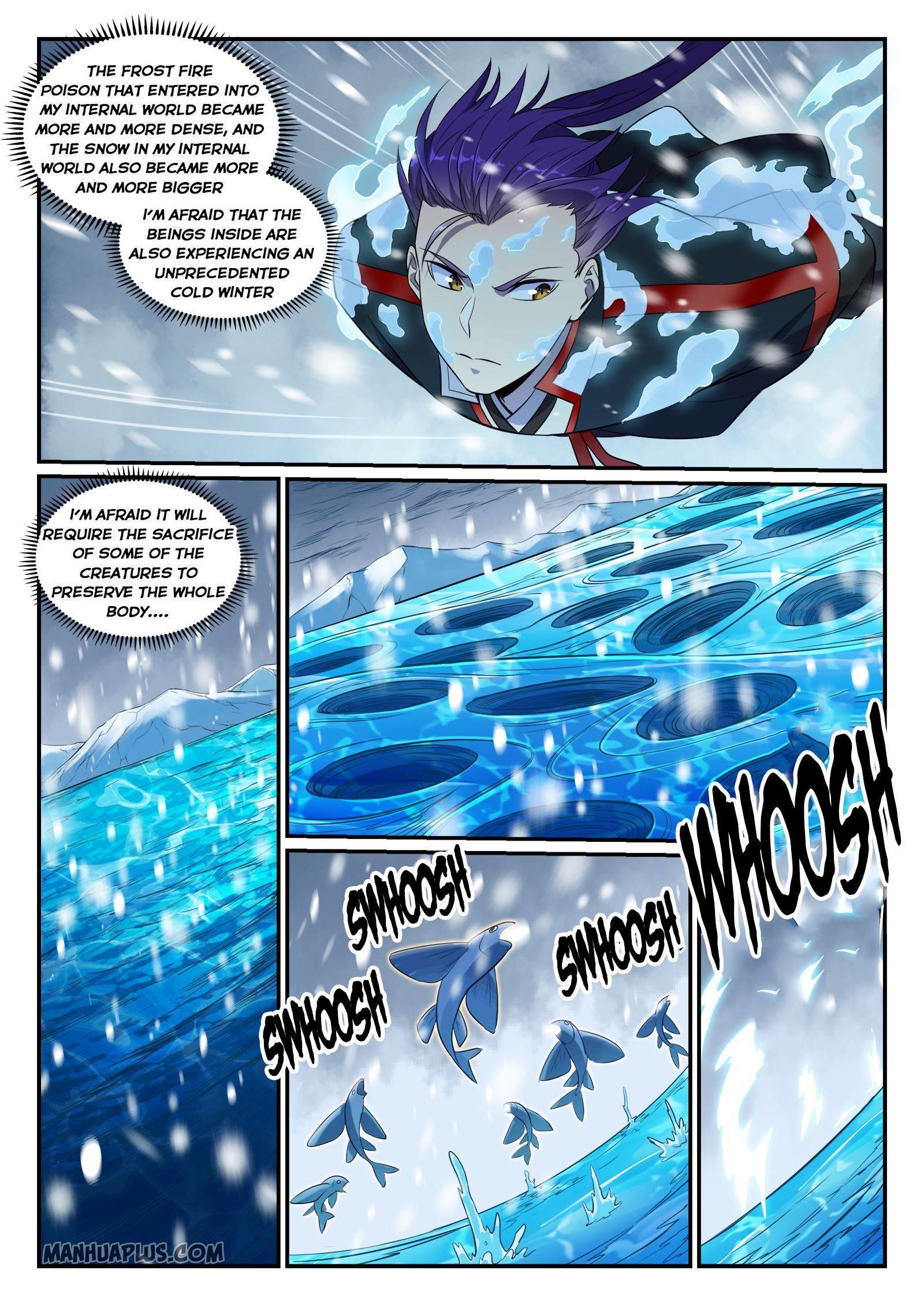Apotheosis Chapter 754 page 13 - Mangakakalots.com