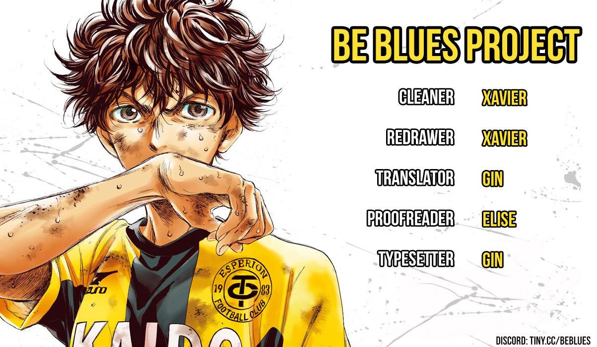 Ao Ashi Vol.7 Chapter 72: Ant page 22 - Mangakakalots.com