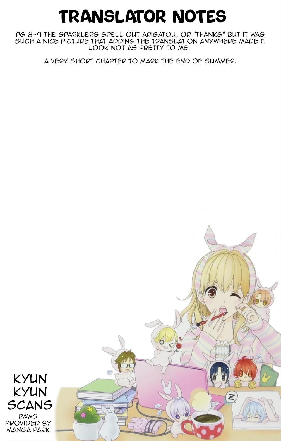 Idolish7 Chapter 13 page 10 - Mangakakalots.com