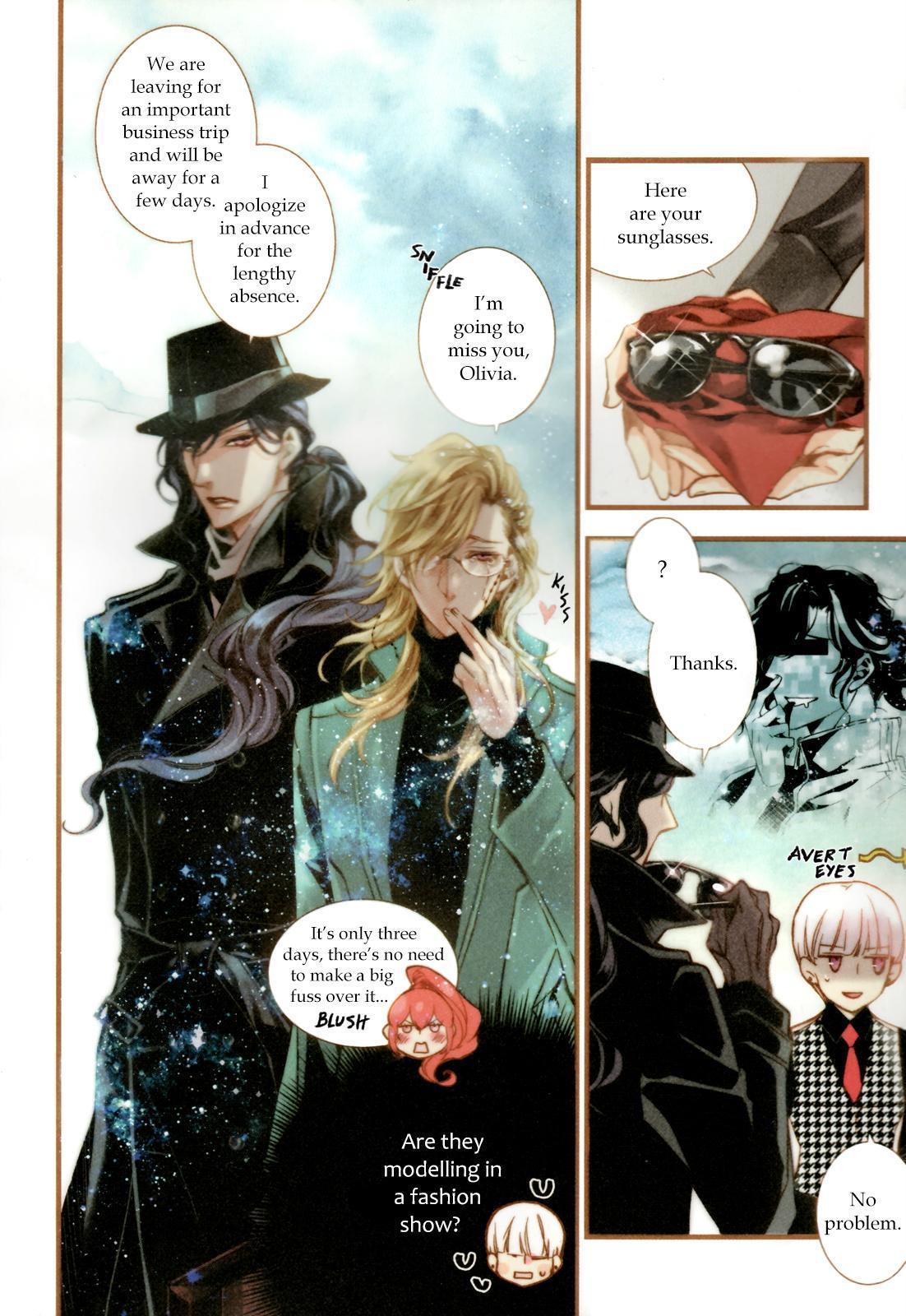 Vampire Library Chapter 36 page 1 - Mangakakalots.com
