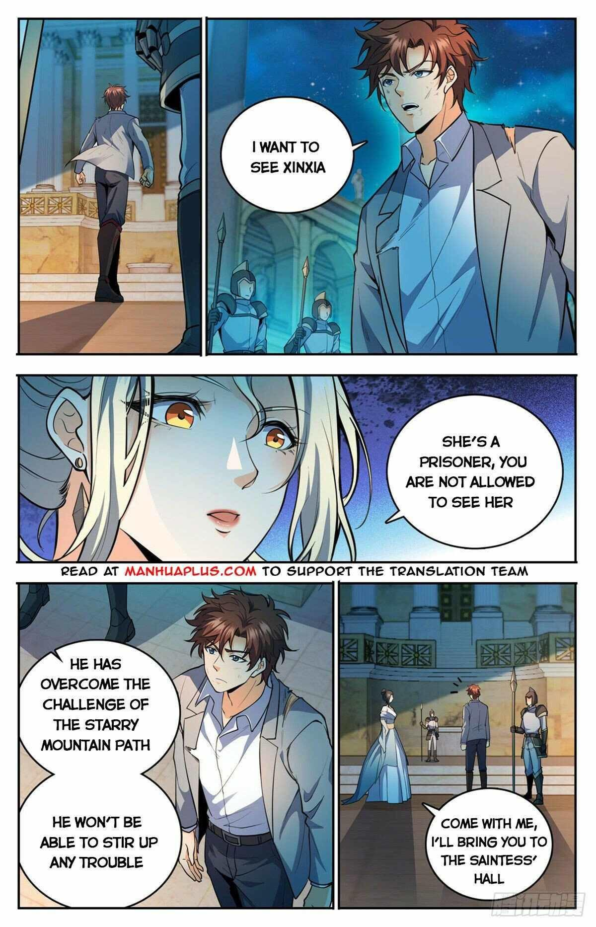 Versatile Mage Chapter 752 page 6 - Mangakakalots.com