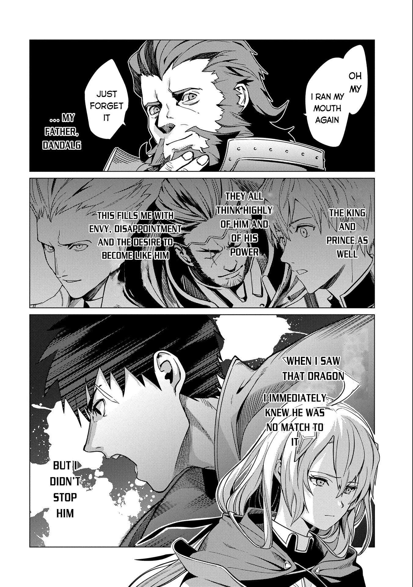 """Ore Wa Subete Wo """"Parry"""" Suru Chapter 7 page 27 - Mangakakalots.com"""