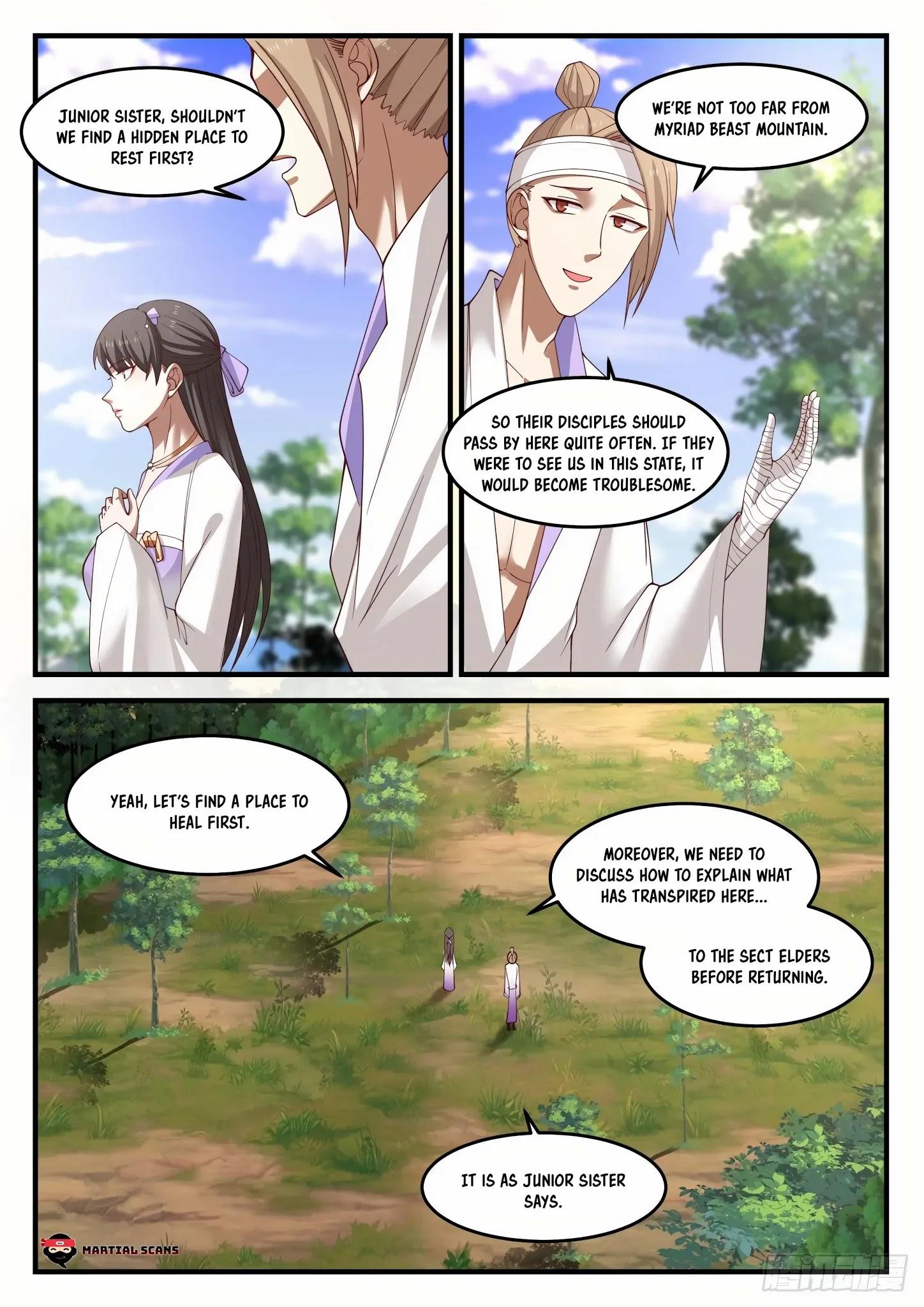 Martial Peak Chapter 1189: Are You Worthy? page 13 - Mangakakalots.com