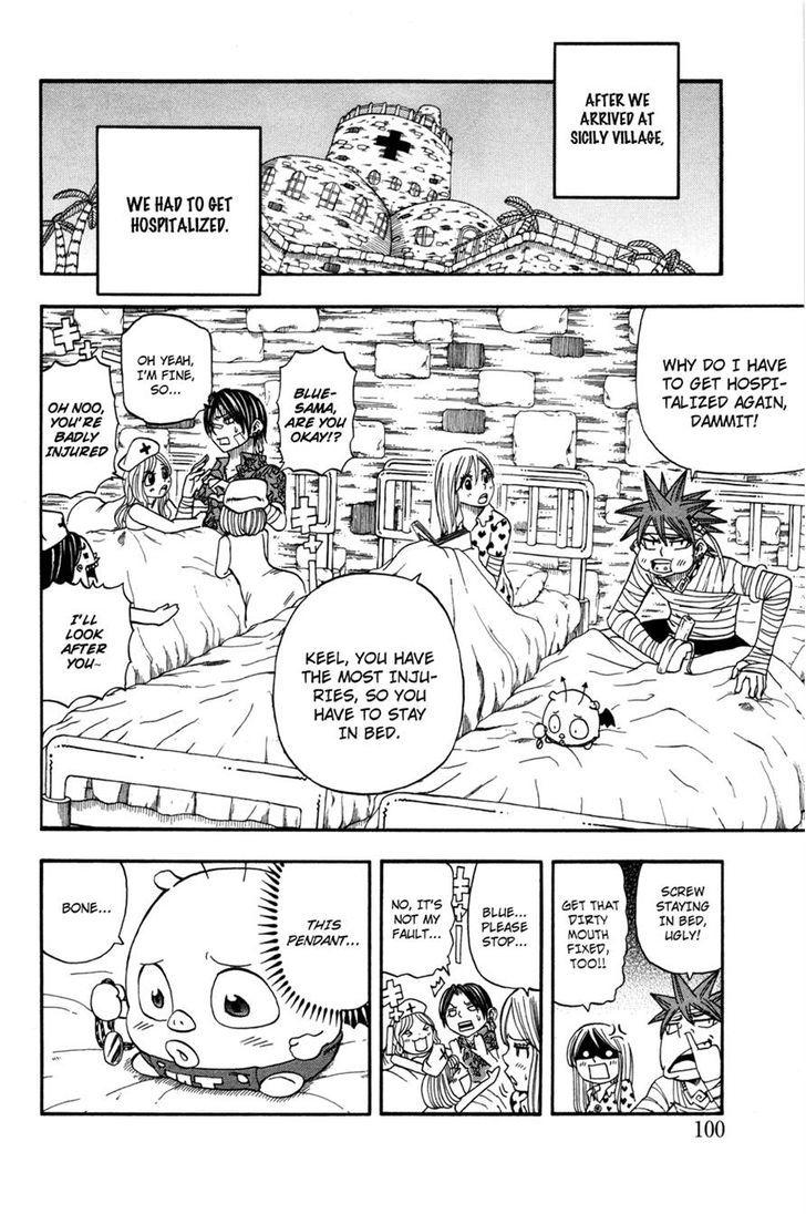 Buster Keel! Vol.7 Chapter 26 : Adventurer S Circus (Part 1) page 2 - Mangakakalots.com