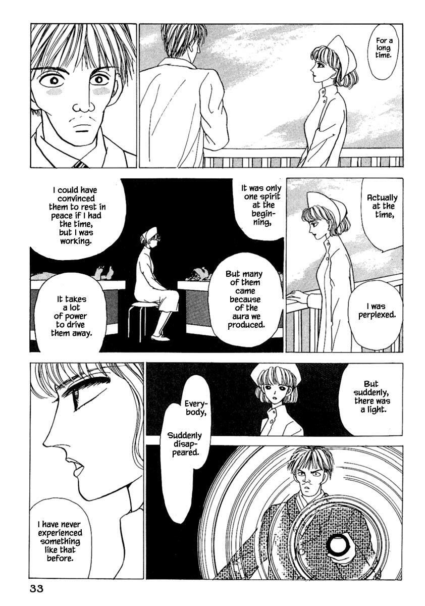 Shi To Kanojo To Boku Chapter 10.1 page 35 - Mangakakalots.com