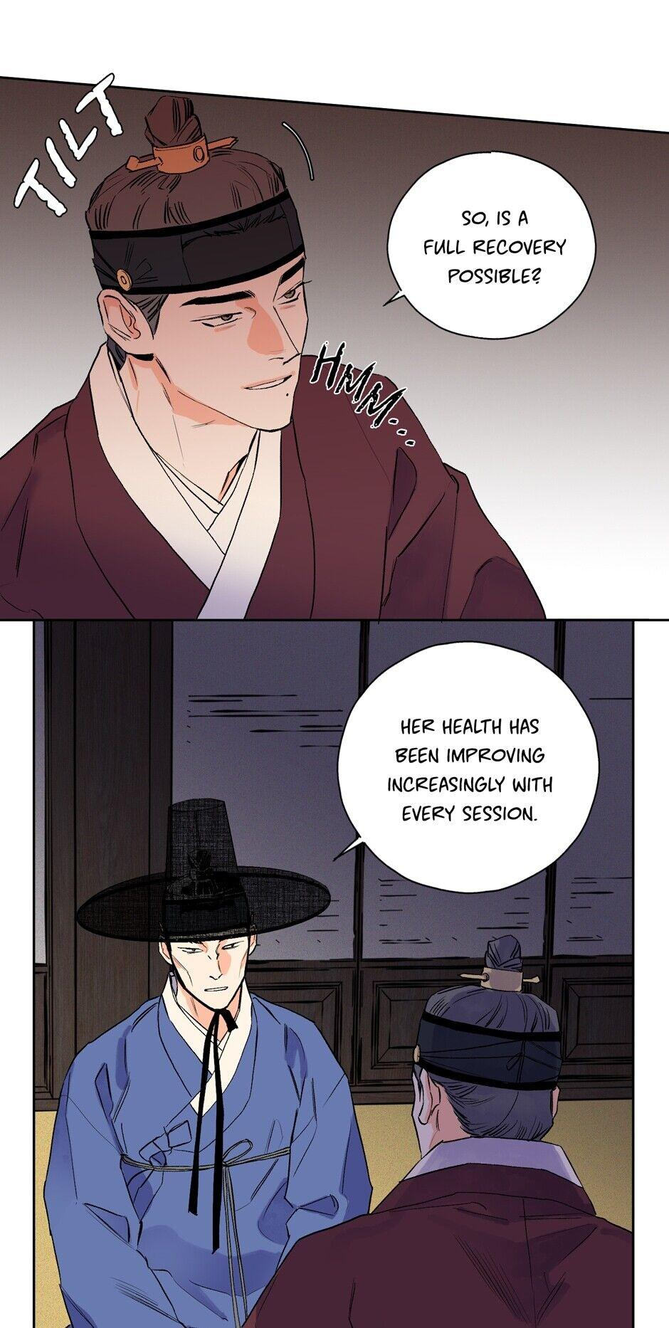 Finally, The Blue Flame Chapter 21 page 7 - Mangakakalots.com